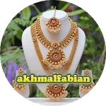 Indian jewelry icon