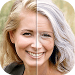 Make Me Old Funny Photo Editor for pc logo