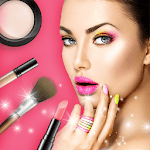 Photo Editor Makeup Face Beauty With Selfie Camera icon