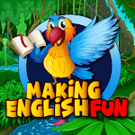 Slide 'N' Spell Word and Phonics Games - Free! icon