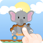 Animals World - puzzle for toddlers icon