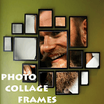 Single Photo Collage Frames Effects icon