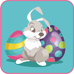 Happy Easter Stickers 2018 icon