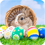 Happy Easter Wallpaper 2018 icon