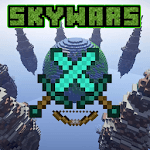 Skywars Map for MCPE icon