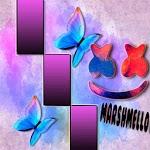 Marshmello Tap Piano Game for pc logo