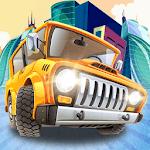 Fun Kids Car Racing 2018 -  Real Racing Game icon
