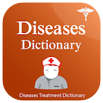 Diseases Treatments Dictionary (Offline) icon