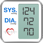 Blood Pressure Checker Diary - BP Info -BP Tracker icon