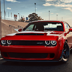 Amazing Dodge Challenger Wallpapers icon