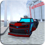 Sci Fi Car Driving School 3D icon