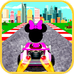 Race Minnie RoadSter Mickey icon