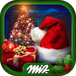 Hidden Objects Christmas – Holiday Puzzle Game icon