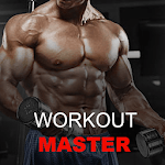Workout Master - Pro Gym Trainer and Fitness Plan icon