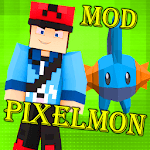 Mod Pixelmon 2019 for pc logo