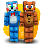 Animatronic Skins for pc logo