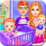 Minors & Newborn Virtual Nursery Mom Precautions icon