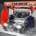 Sports Car Driving, Serves & Wash Simulator 2018 icon