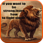 Courage & Strength Quotes for pc logo