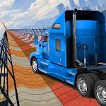 American Truck Stunts Mega Ramps icon