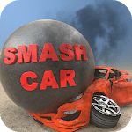 Smash Car icon