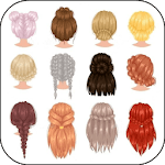 Girls Hairstyle Salon- Women Hairstyle for pc logo