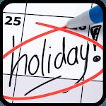 National Holidays icon