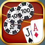 Blackjack Card Game icon