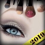 MakeUp Tutorial, Eyes, Lips, Eyeliner, Tips, 2019! icon