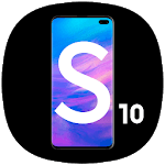 One S10 Launcher - Galaxy S10 Launcher UI theme icon