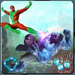 Real Superhero Kick Fighting 2019: Fighting Games icon