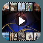 دمج الصور مع الأغاني لصنع فيديو بدون أنترنت icon
