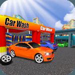 Car Wash Simulator Service, Tuning car games icon