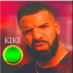 Kiki Challenge Button for pc logo
