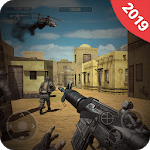 Hero's Attack Force - Critical FPS Shooting Game icon