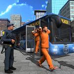 Police Bus Driver Simulator: Prisoner transporter icon