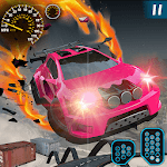 Stunt Car Simulator Impossible Tracks for pc logo