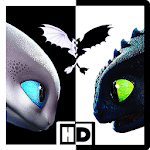 Wallpaper How to Train 🔥 Dragon 3 | HD🔥 icon
