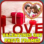 Happy Valentines Day Photo Frames icon