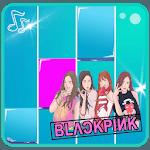 Piano Tap - BLackPink Tiles icon