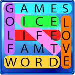 Word Search Puzzle for pc logo
