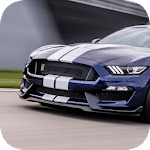 Mustang Car Drift Simulator icon