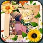 Flower Photo Frame icon