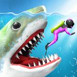 Shark Attack Wild Simulator 2019 icon