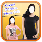 Casual T-Shirts Photo Suit icon