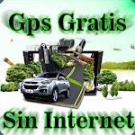 GPS Gratis En Español Sin Internet Guía for pc logo