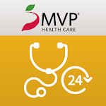 myVisitNow - MVP Health Care for pc logo