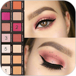 Step by step learn eye makeup icon