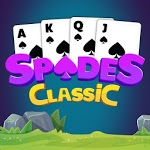 Spades Classic - Online Multiplayer Card Game icon