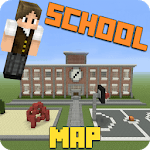 School Map for MCPE icon